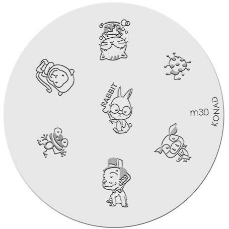 Konad Placa M30