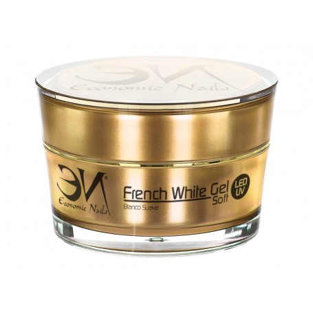 EN French White Soft Gel (Blanco Suave) 50ml