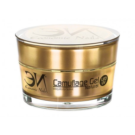 EN Camouflage Gel Natural (Suave) 50ml