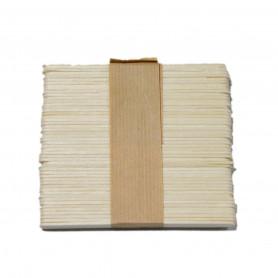 Depresores de madera (Lote 50 uds.)