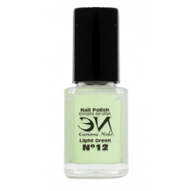 EN Nail Polish Nº 12 - Light Green  - 12 ml