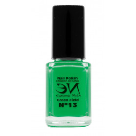 EN Nail Polish Nº 13 - Green Field - 12 ml