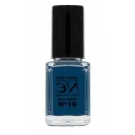 EN Nail Polish Nº 16 - Bluenight - 12 ml