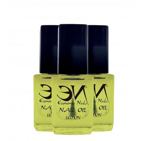 Pack 3 EN Nail Oil Limon (Aceite Cutícula) 12ml