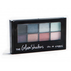 Paleta de Sombras The Glam Shadow