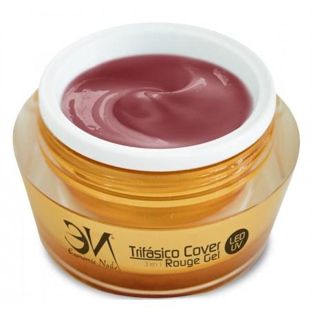 EN Trifasico Cover Rouge Gel 50ml