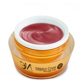 EN Trifasico Cover Rouge Gel 15ml