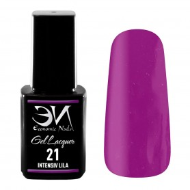 EN Gel Lacquer Nº 21 - Intensiv Lila - 12ml