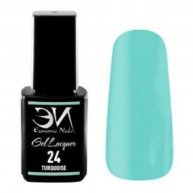 EN Gel Lacquer Nº 24 - Turquoise - 12ml