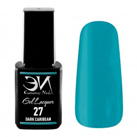 EN Gel Lacquer Nº 27 - Dark Caribean - 12ml