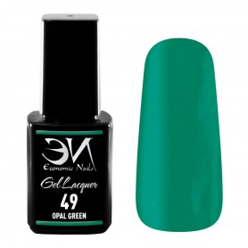 EN Gel Lacquer Nº 49 - Opal Green - 12ml
