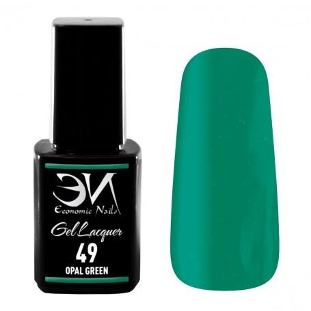 EN Gel Lacquer Nº 49 - Opal Green - 12ml