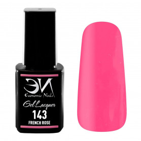 EN Gel Lacquer Nº 143 - French Rose - 12ml