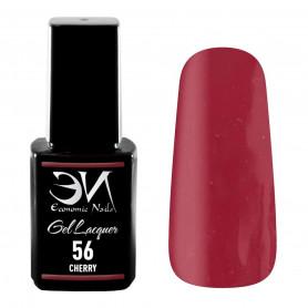 EN Gel Lacquer Nº 56 - Cherry - 12ml