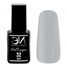 EN Gel Lacquer Nº 32 - Grey - 12ml