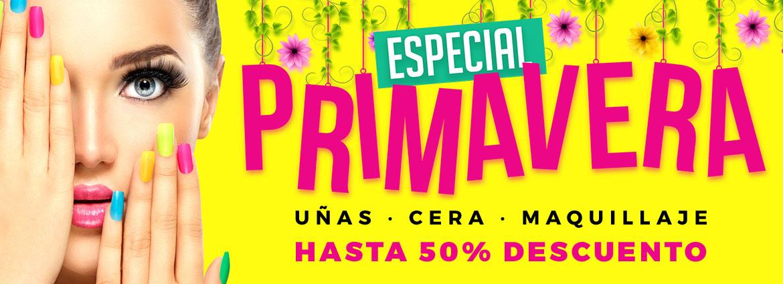 Promoção Especial Primavera